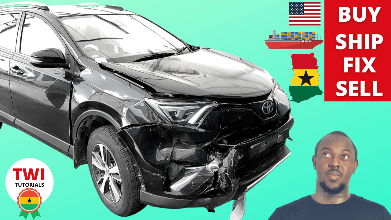 Car Importation From USA to Ghana